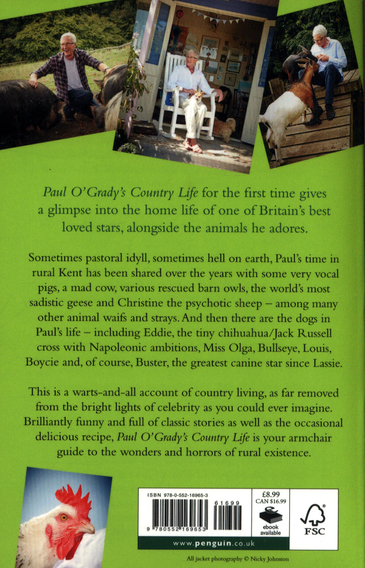Paul O'Grady's country life : one man and his dogs - and