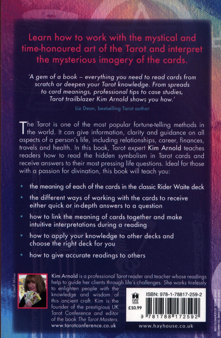 Tarot made easy : learn how to read and interpret the cards