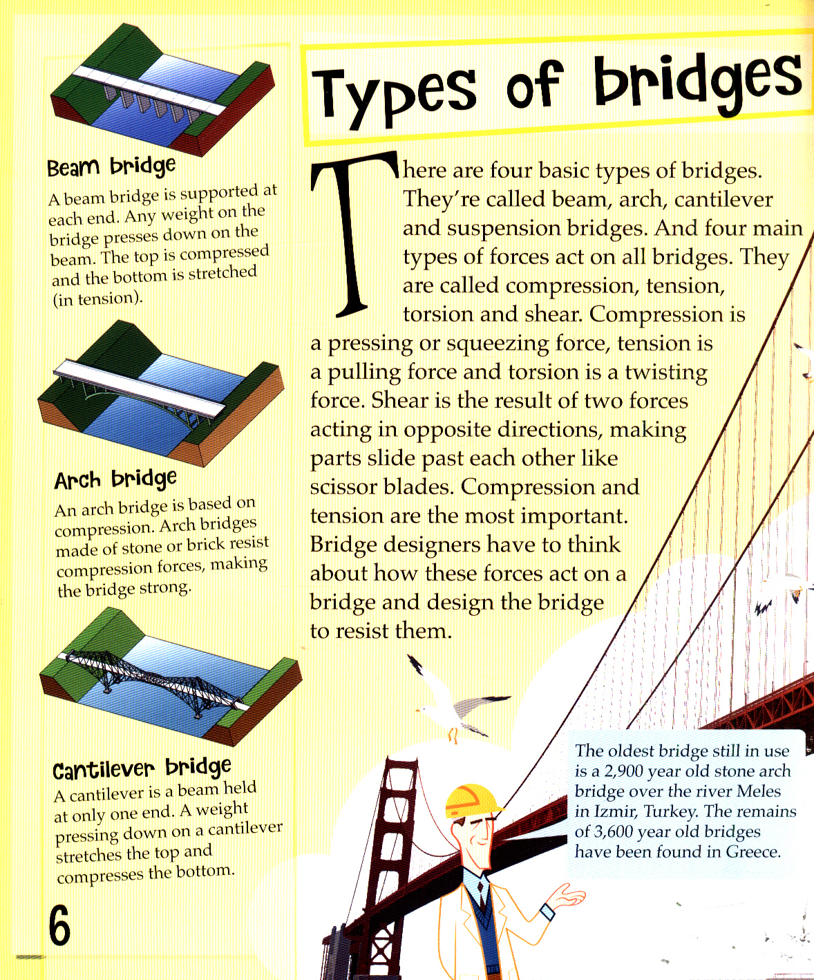 The Science of Bridges and Tunnels The Art of Engineering