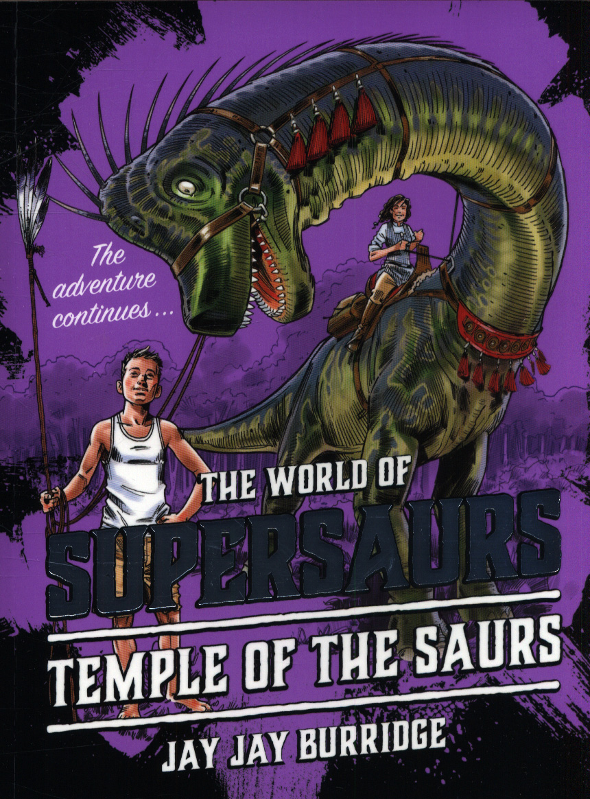 Image for Temple of the saurs