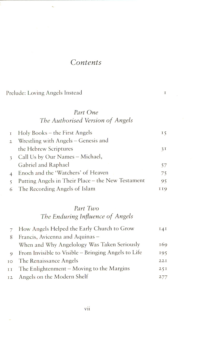 Angels : a visible and invisible history by Stanford, Peter
