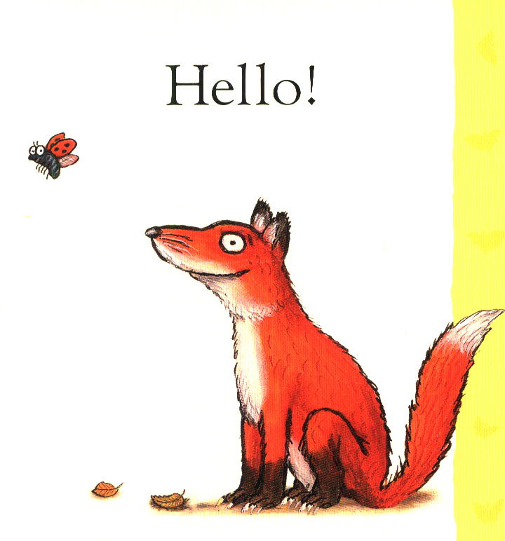 Say hello to the Gruffalo by Donaldson, Julia (9781509813759 ...