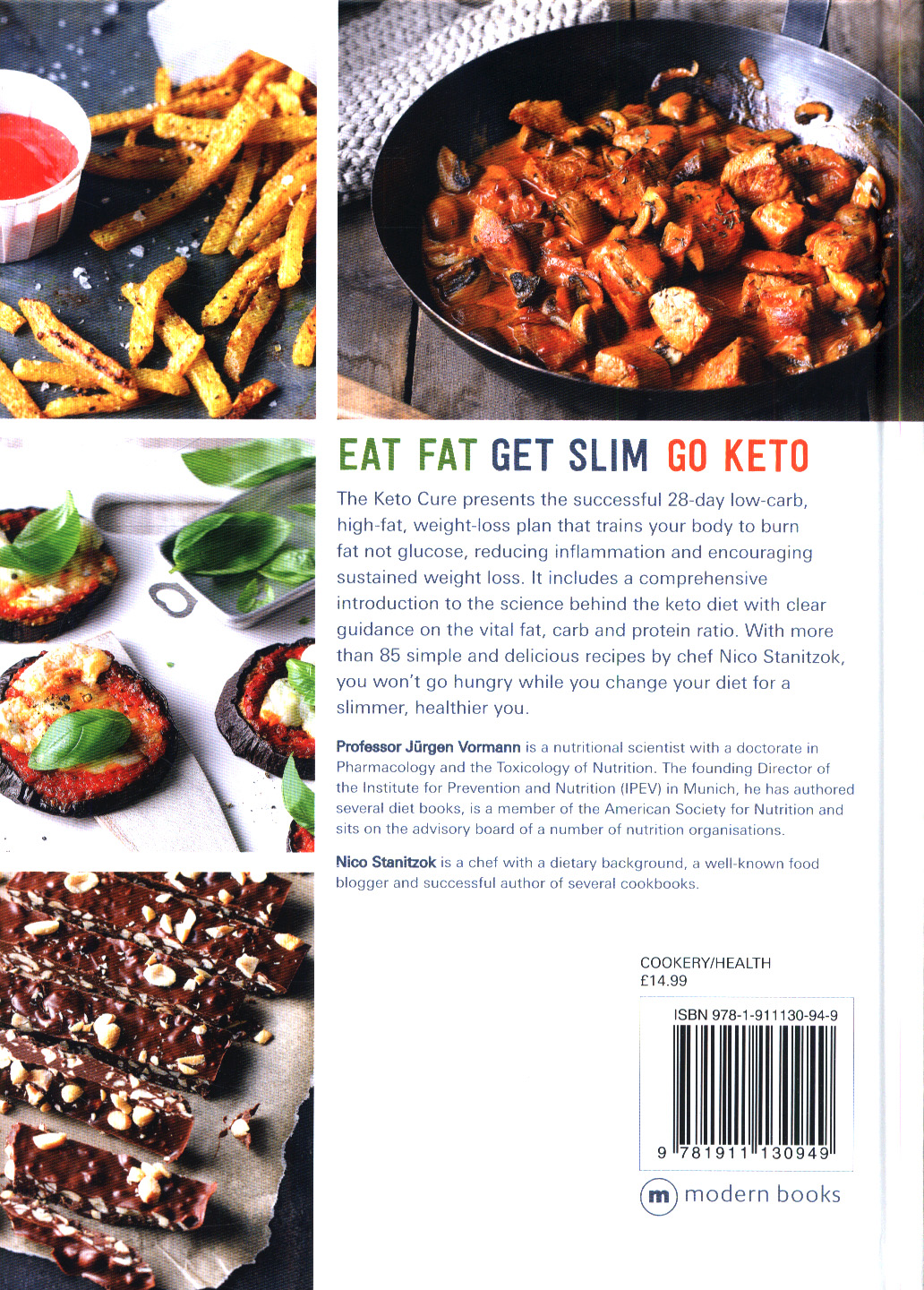 The keto cure : the essential 28-day low-carb high-fat ...