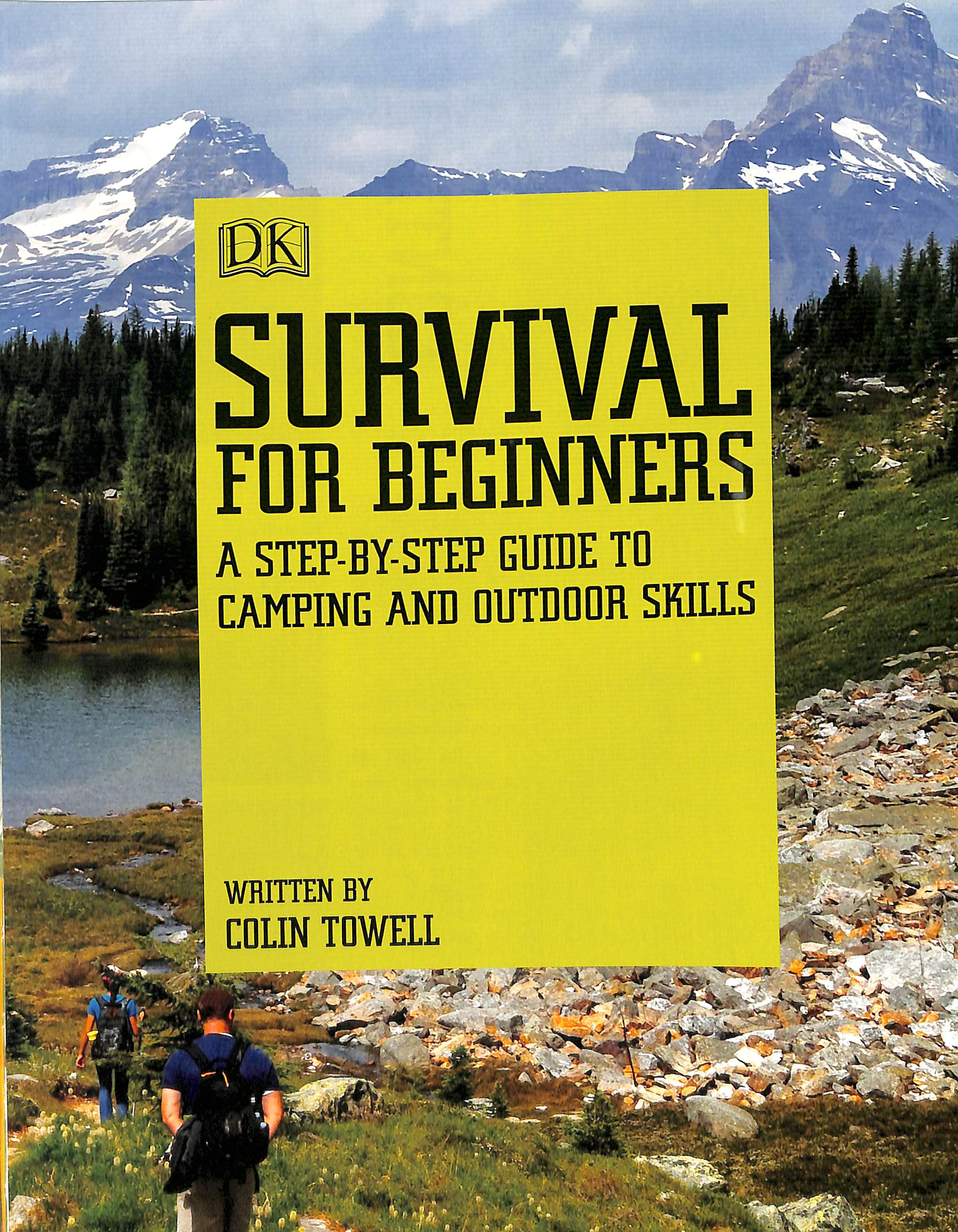 67015db5ddf3 Survival for beginners : a step-by-step guide to camping and outdoor ...