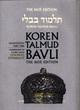 Image for Koren Talmud BavliPart one: Sanhedrin : v. 29
