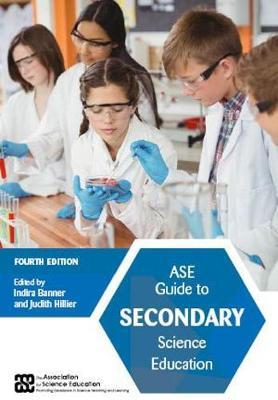 Image for ASE guide to secondary science education