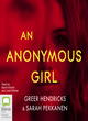 Image for An anonymous girl