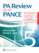 Image for PA review for the PANCE
