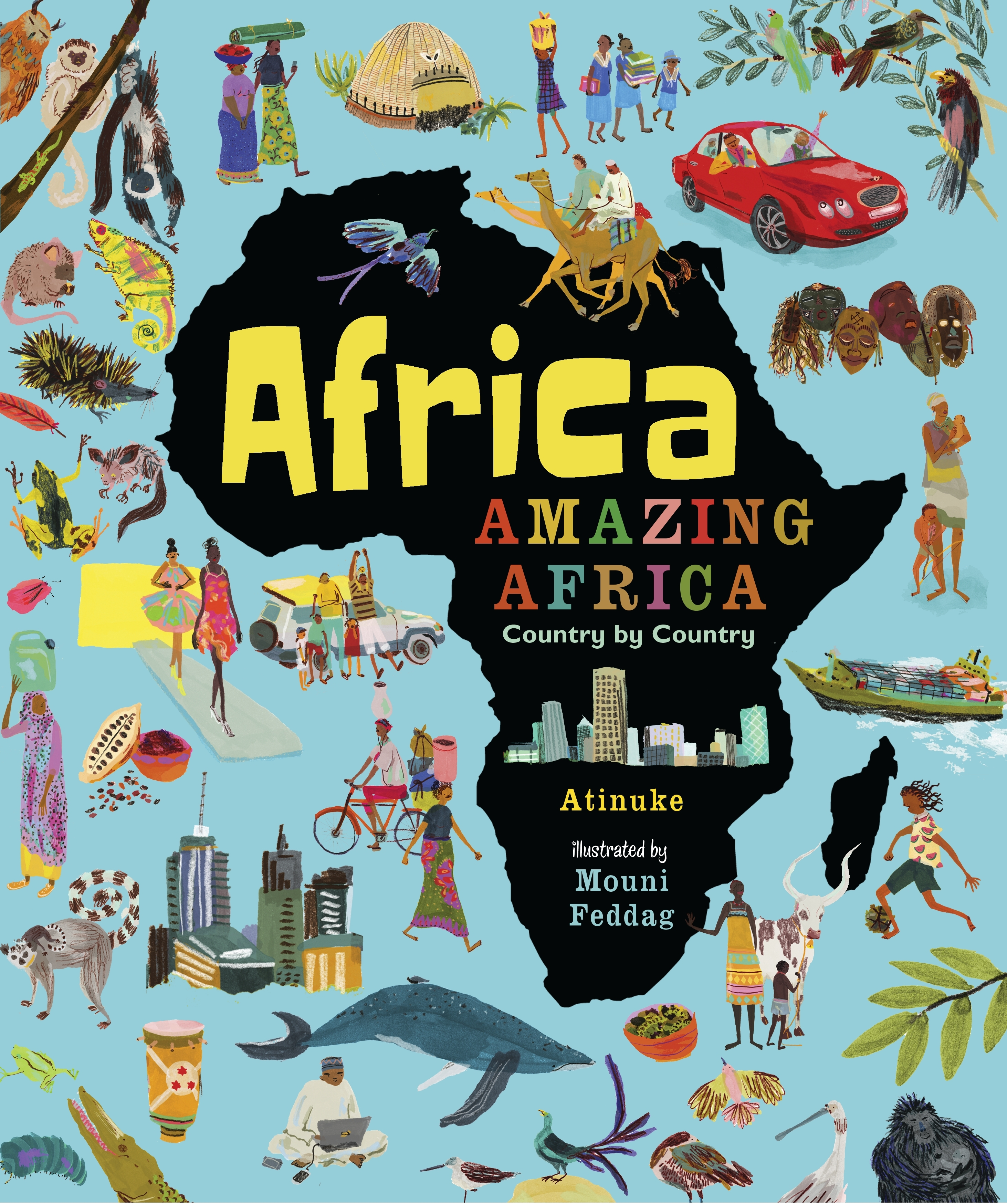 Image for Africa, amazing Africa  : country by country
