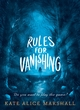 Image for Rules for vanishing