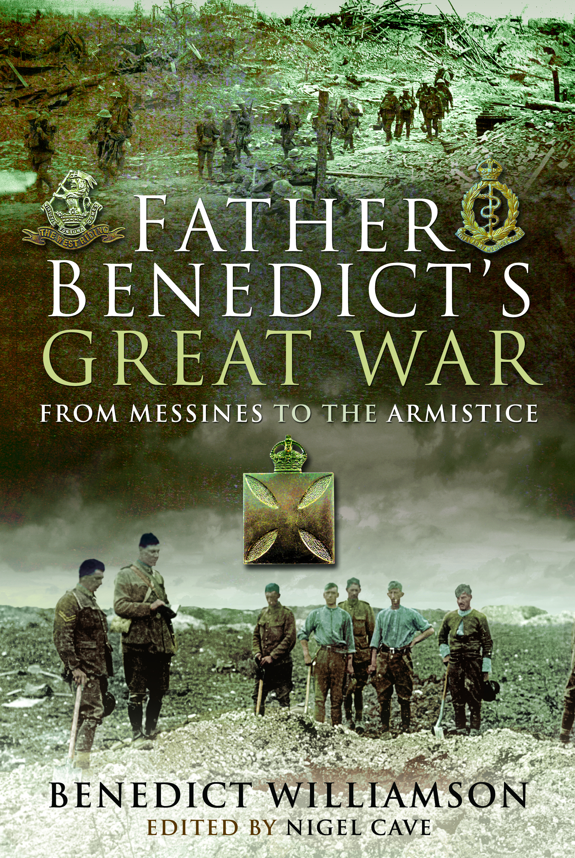 Image for Father Benedict's Great War