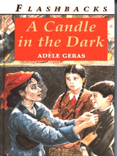 Image for A candle in the dark