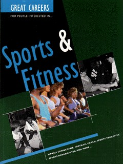 Image for Great careers for people interested in sports & fitness