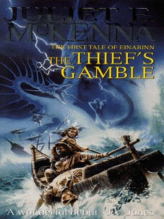 Image for The thief's gamble  : the first tale of Einarinn