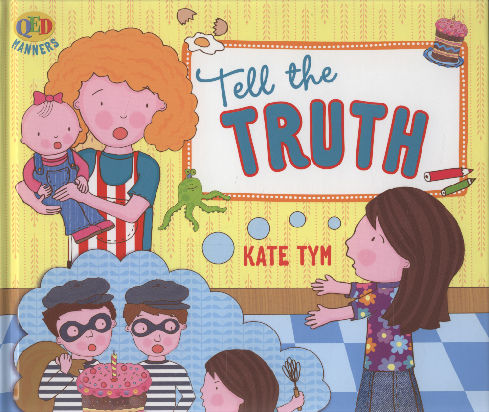 Image for Tell the truth