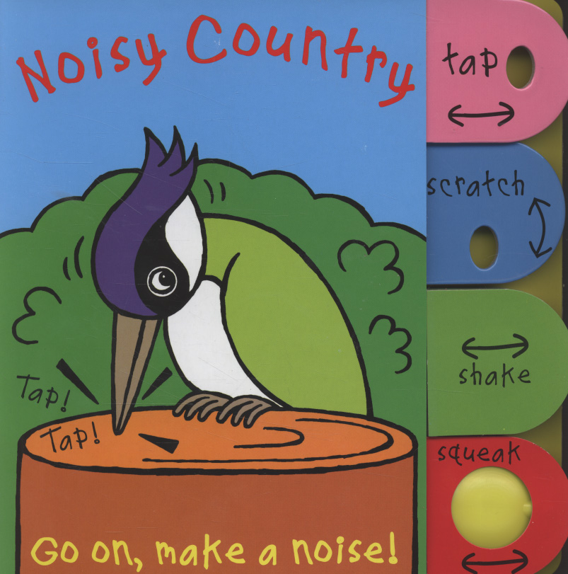 Image for Noisy country
