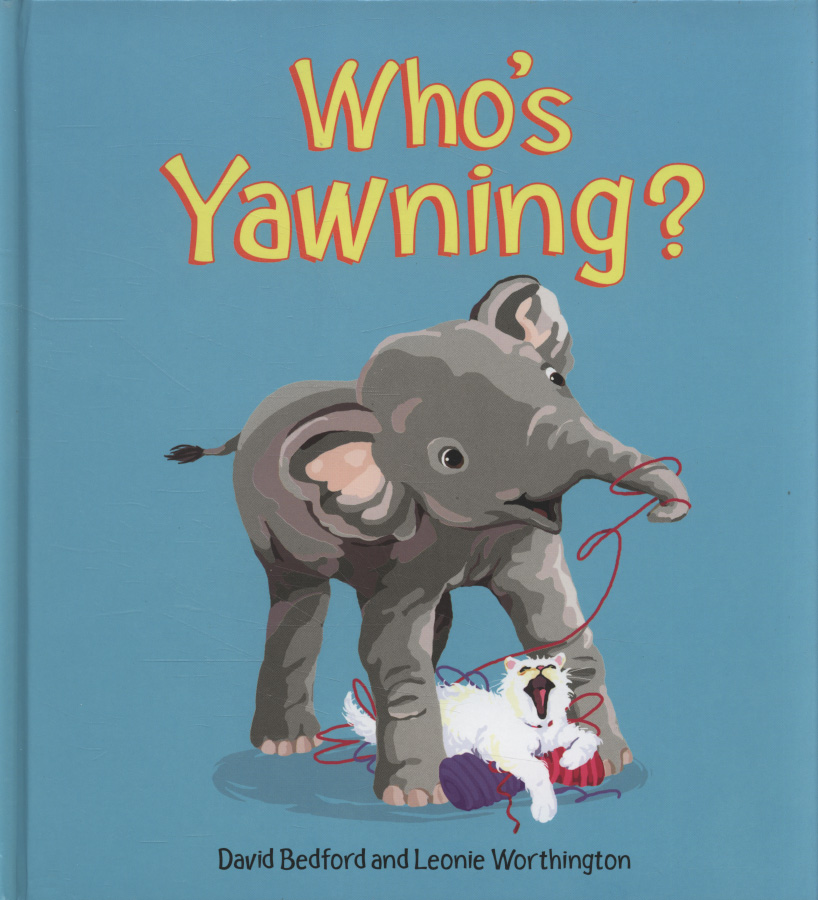 Image for Who's yawning?