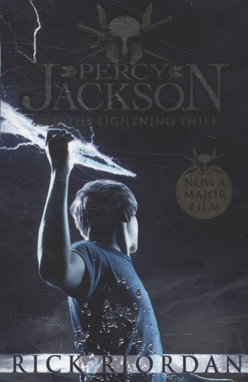 Percy Jackson And The Lightning Thief By Riordan Rick