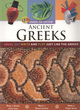 Image for Ancient Greeks  : dress, eat, write and play just like the Greeks