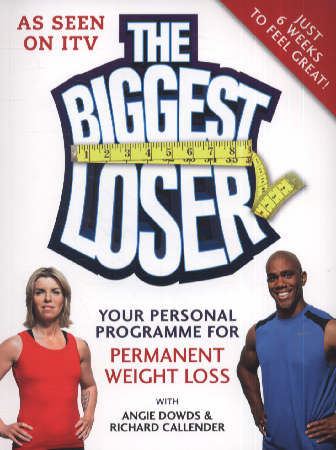 biggest loser diet book pdf