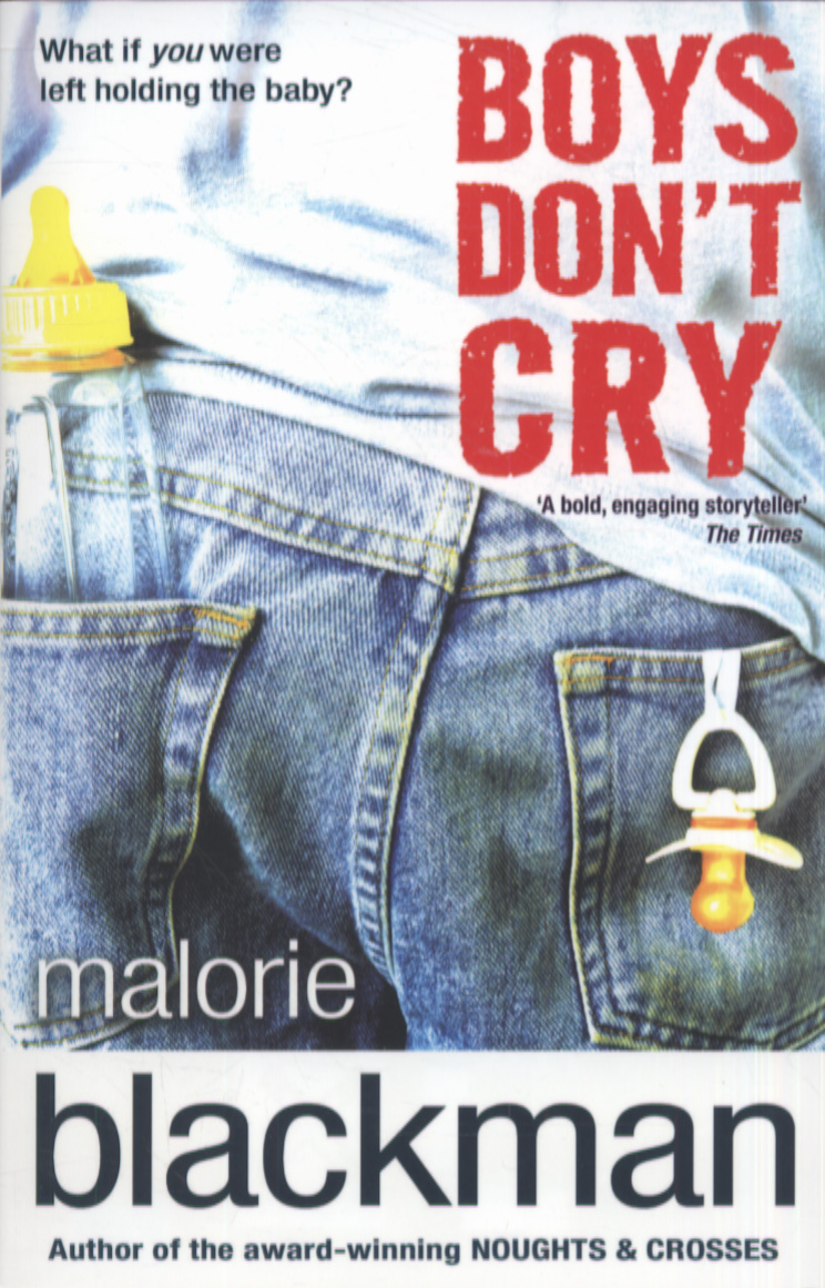 boys dont cry by malorie blackman