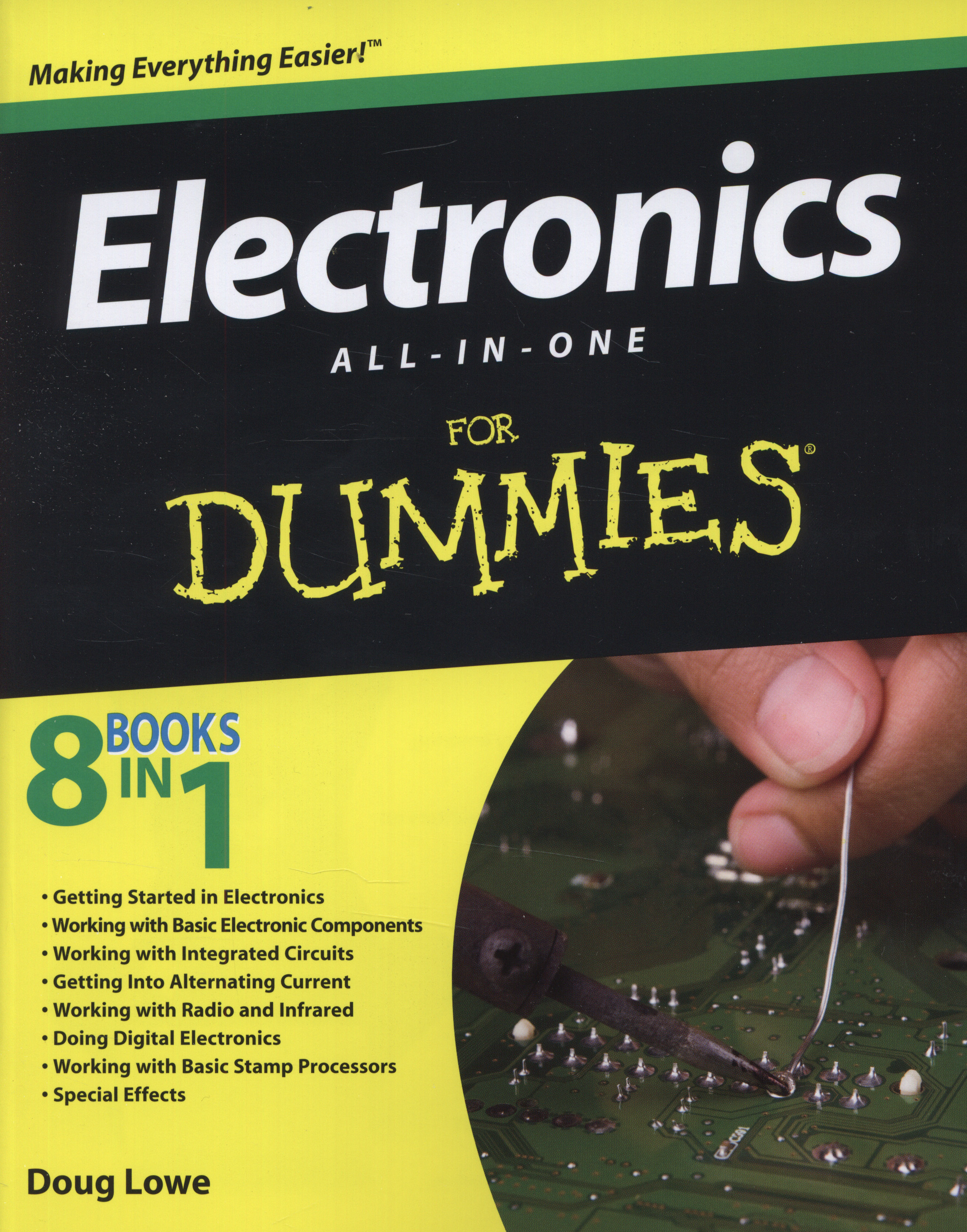 Electronics All In One For Dummies By Hipson Peter D What Do Electronic Circuits Look Like 9780470147047 Brownsbfs