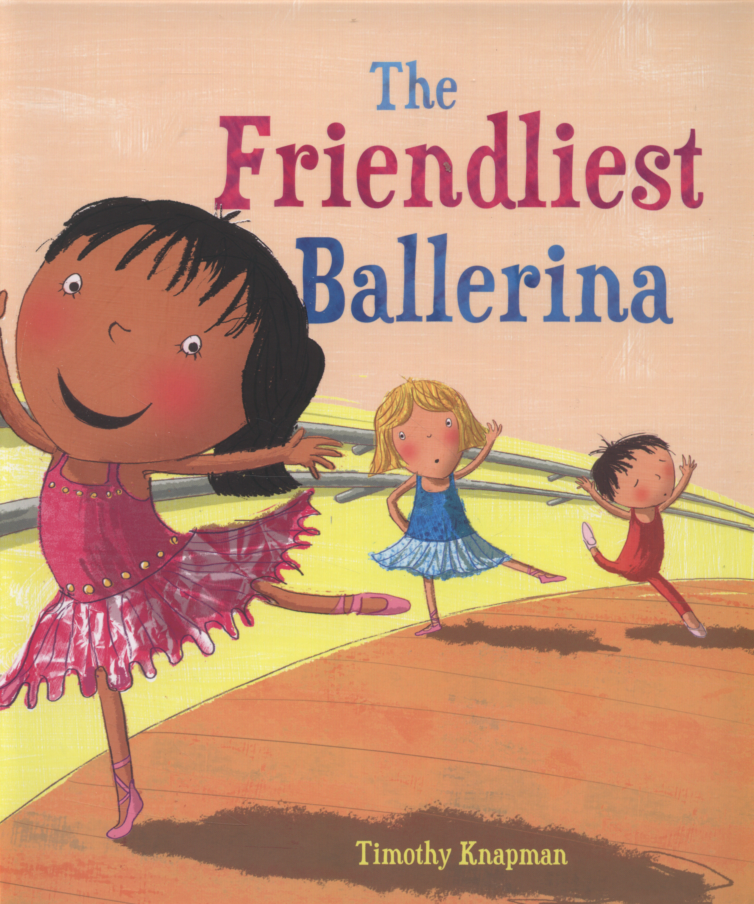 Image for The friendliest ballerina