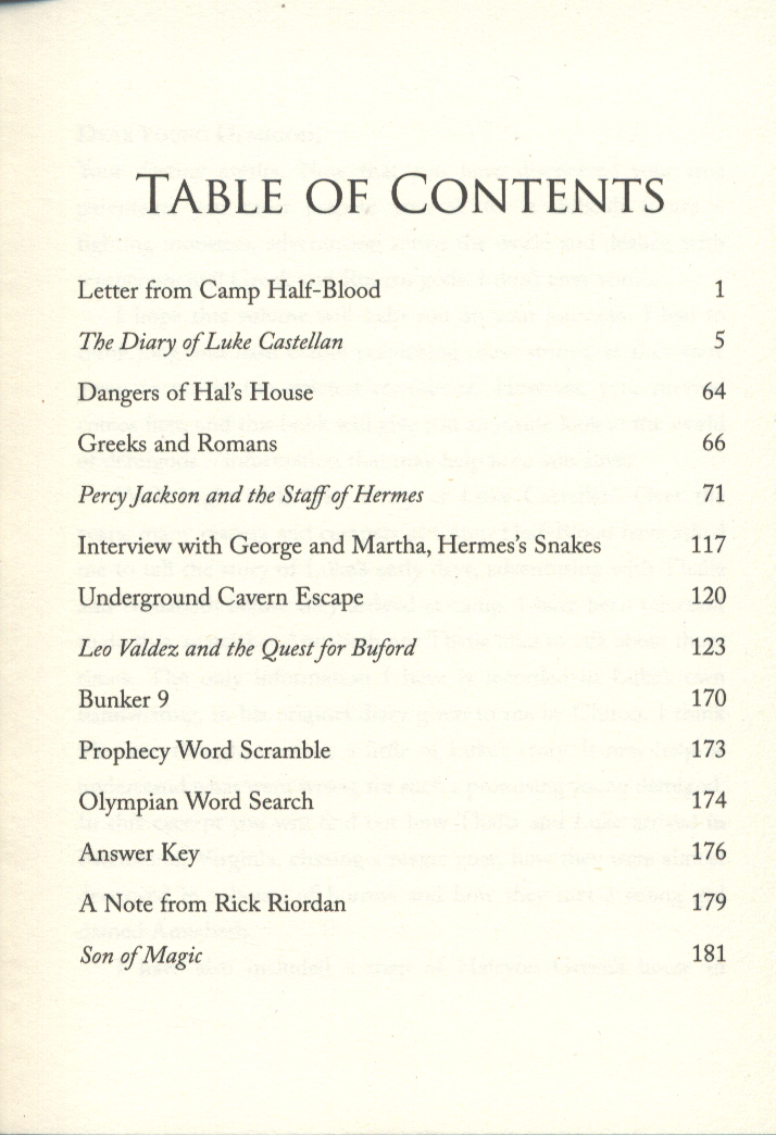 The Demigod Diaries Ebook