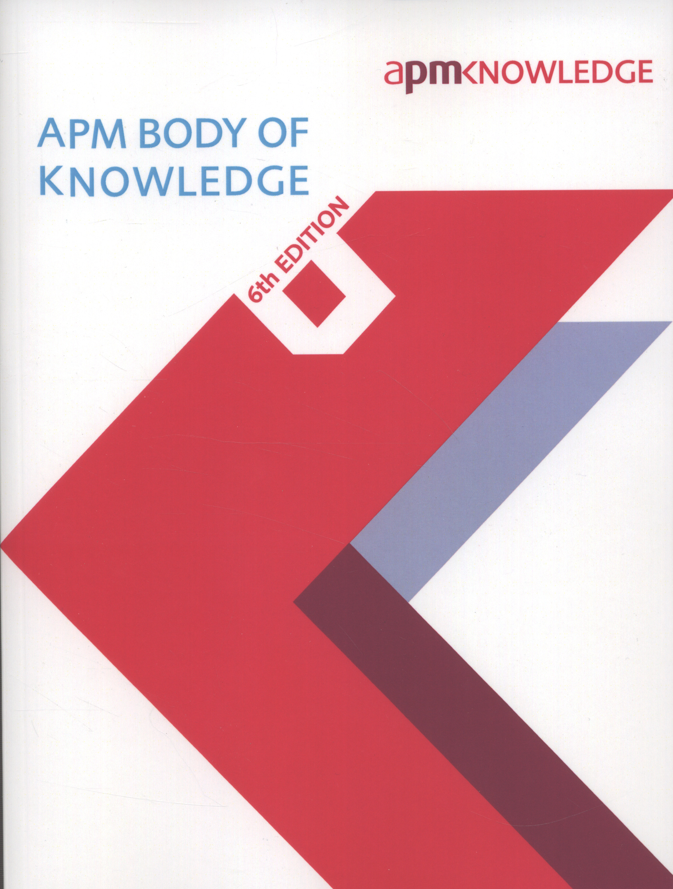 Image for APM body of knowledge