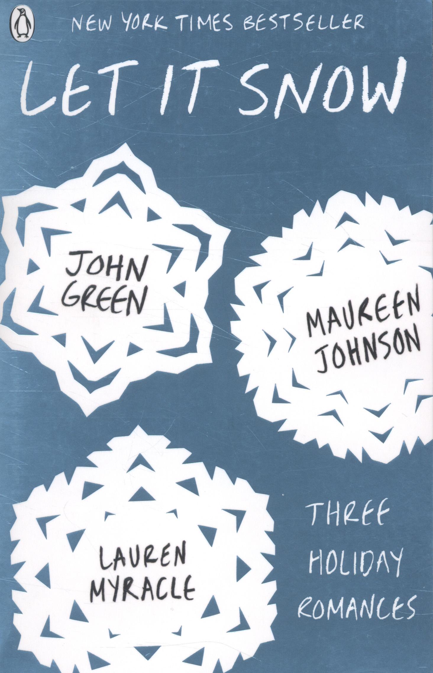 Let it Snow John Green Book 3 Holiday Romances (BK-81)