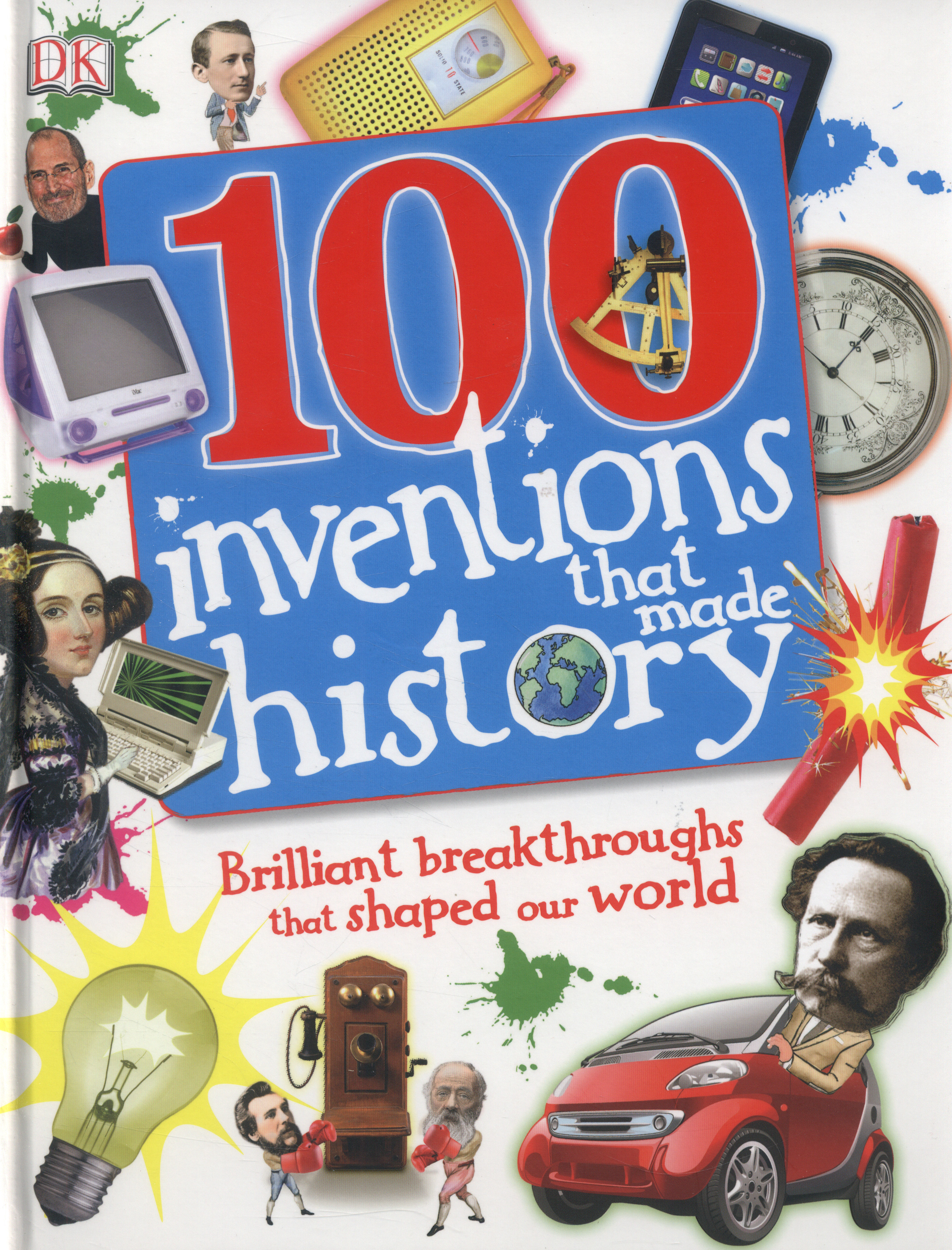 3100 Needed Inventions