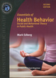 Image for Essentials of health behavior  : social and behavioral theory in public health