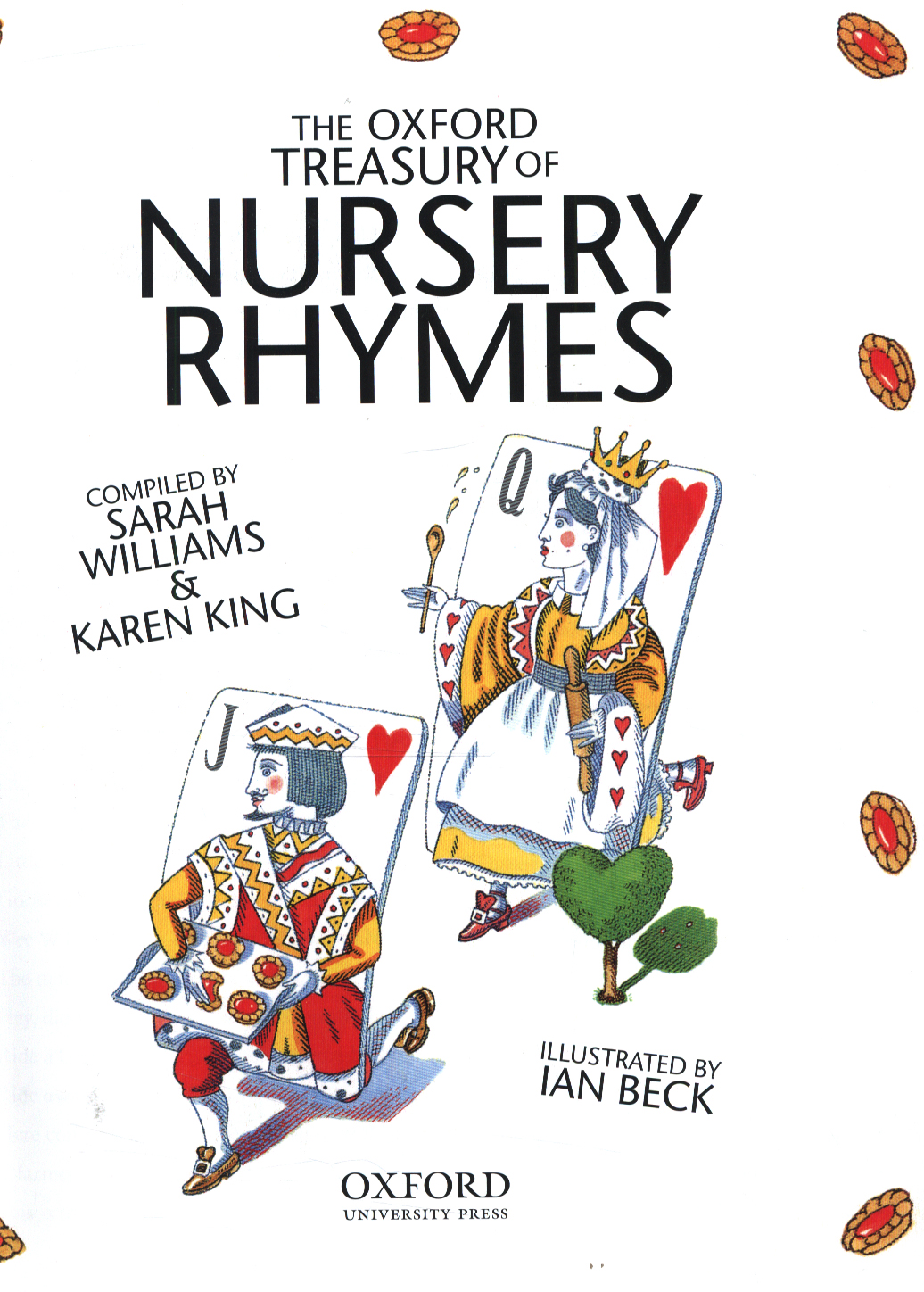 The Oxford dictionary of nursery rhymes;