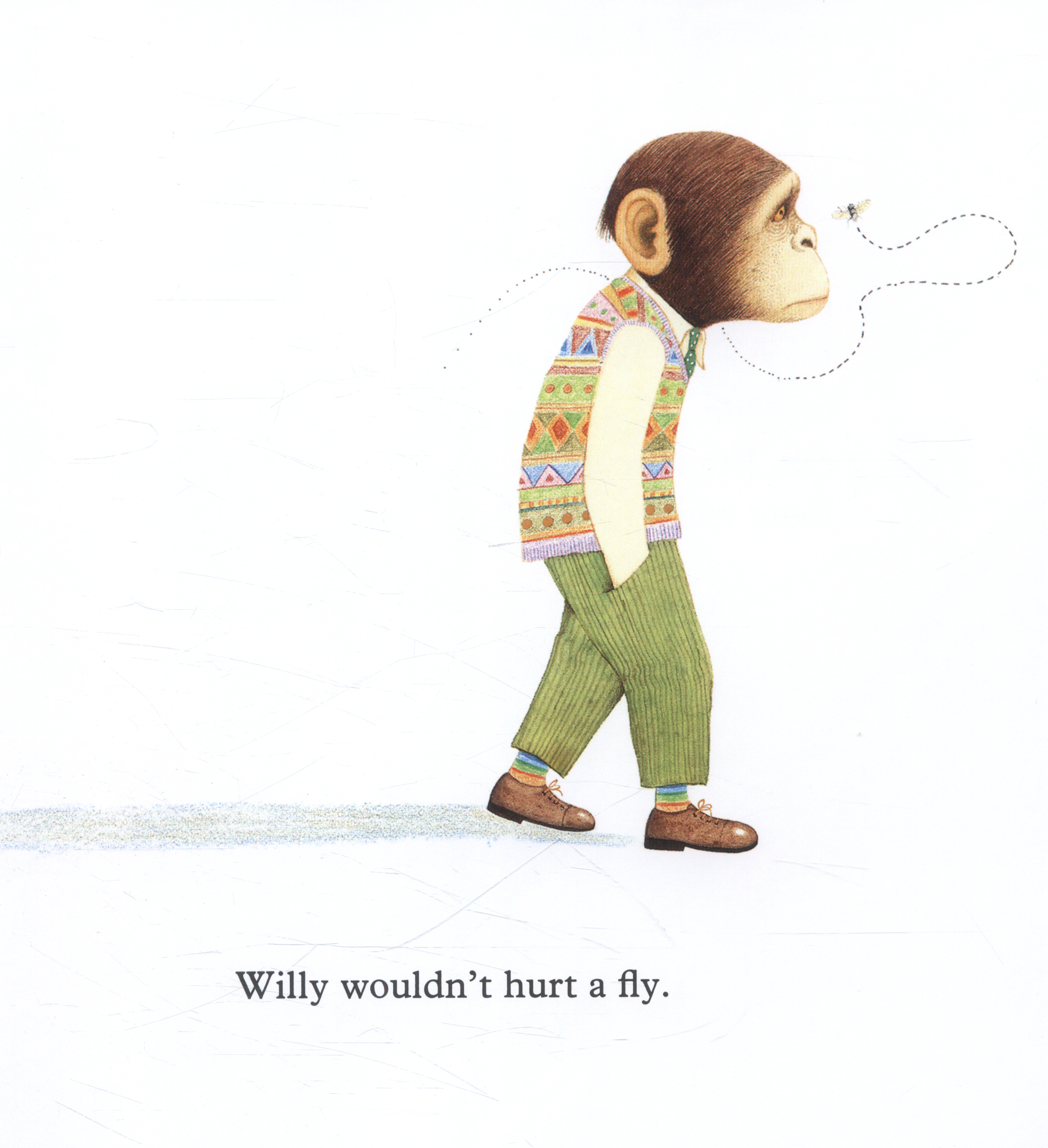 Willy the wimp anthony browne ebook