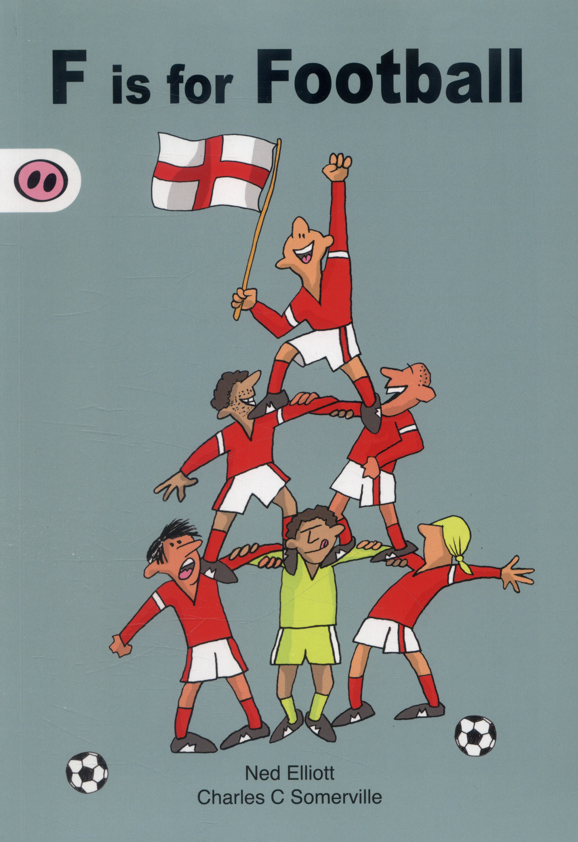 Image for F is for football