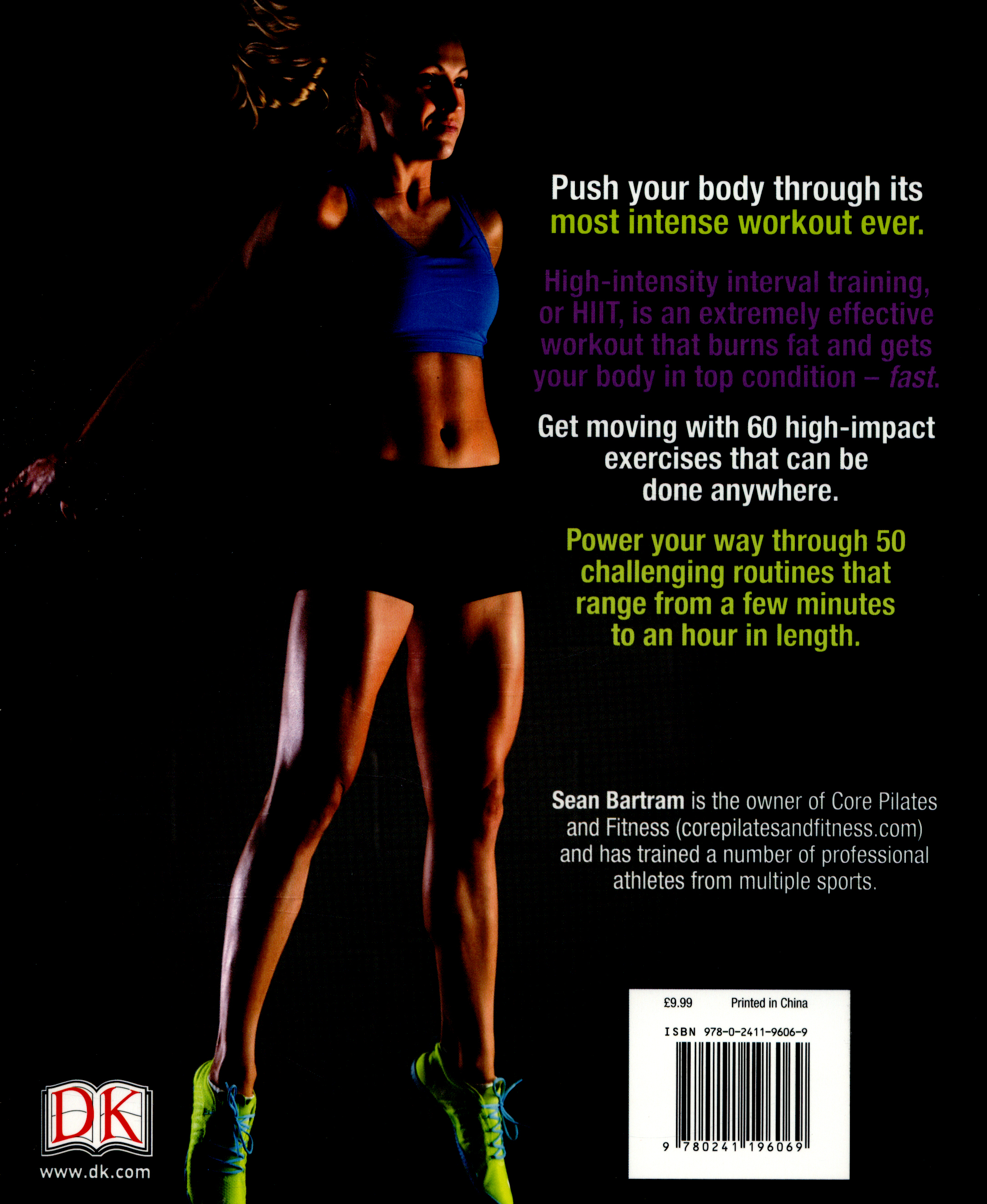 High intensity interval training for women : burn more fat ...