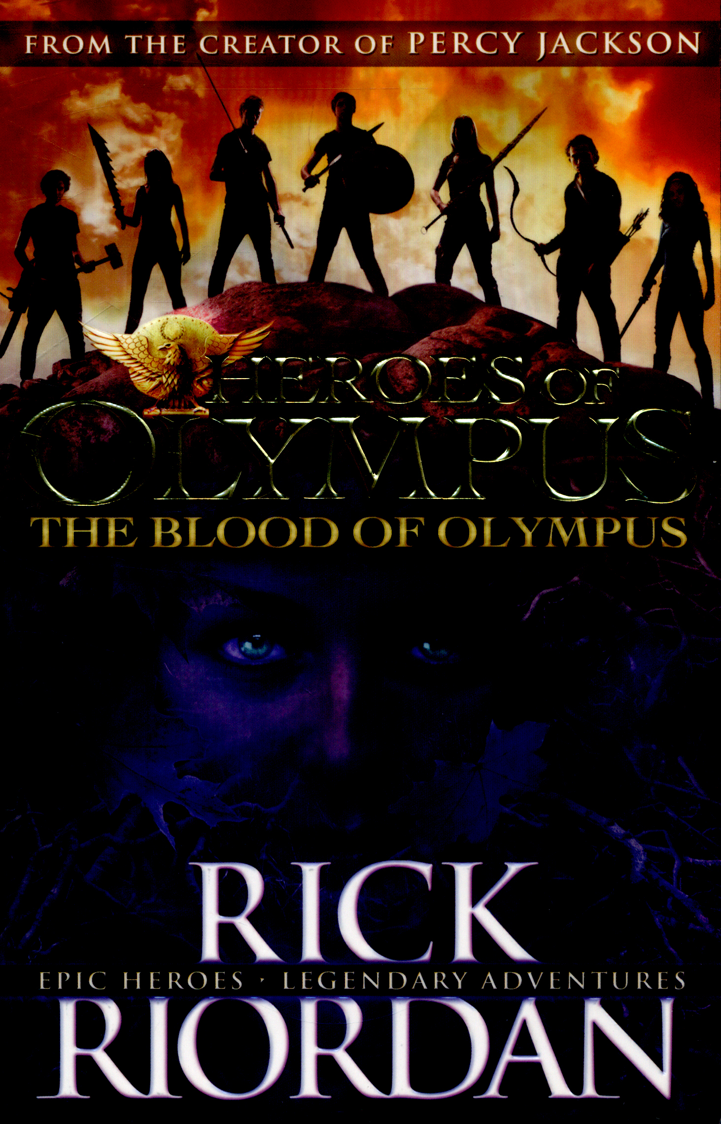 The Blood Of Olympus Epub