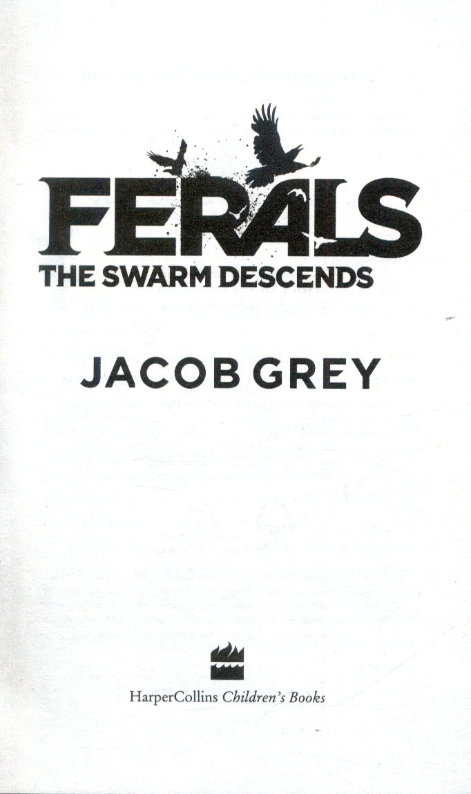 The Swarm Descends By Grey Jacob 9780007578542 Brownsbfs