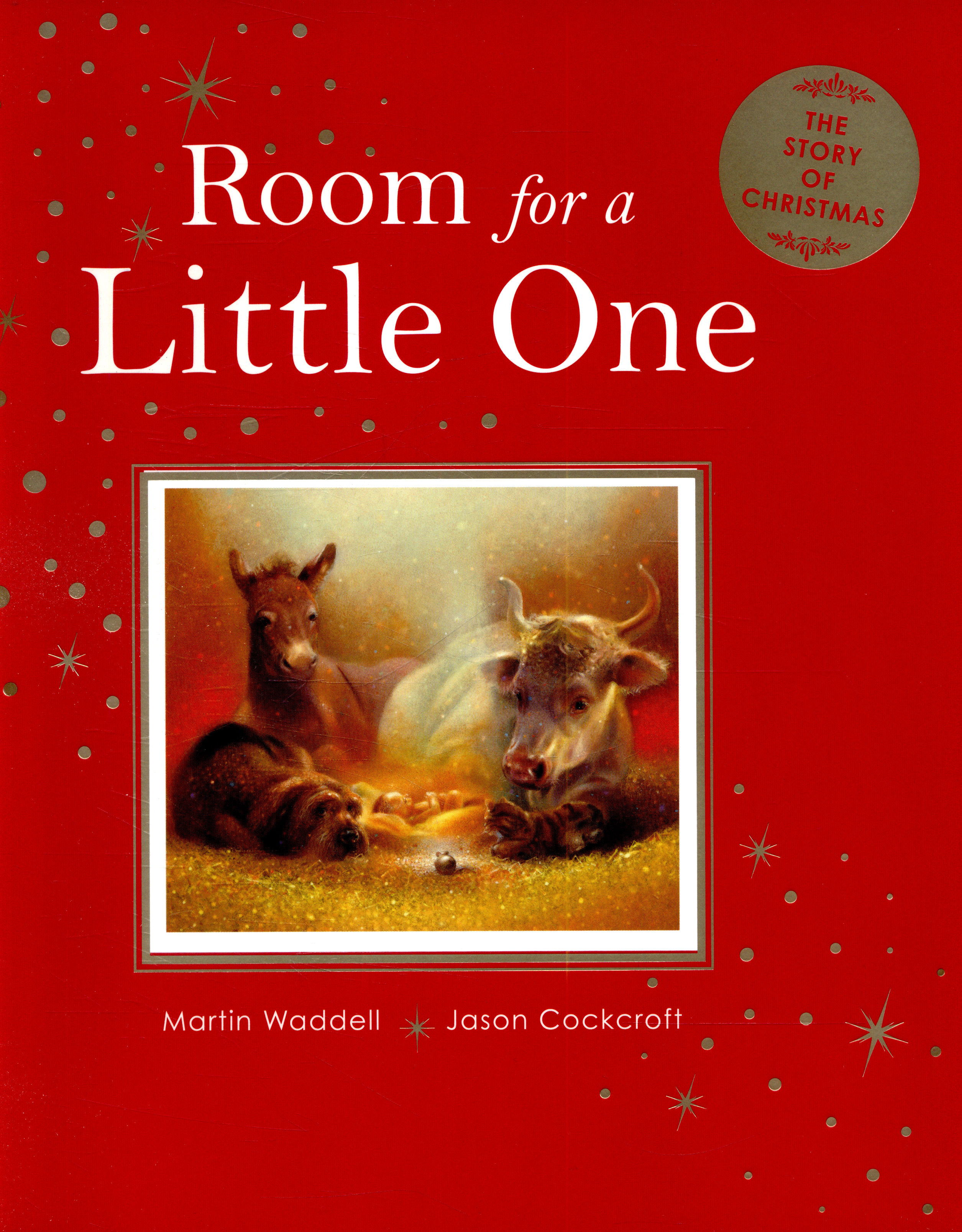Room For A Little One By Waddell Martin 9781408341537 Brownsbfs