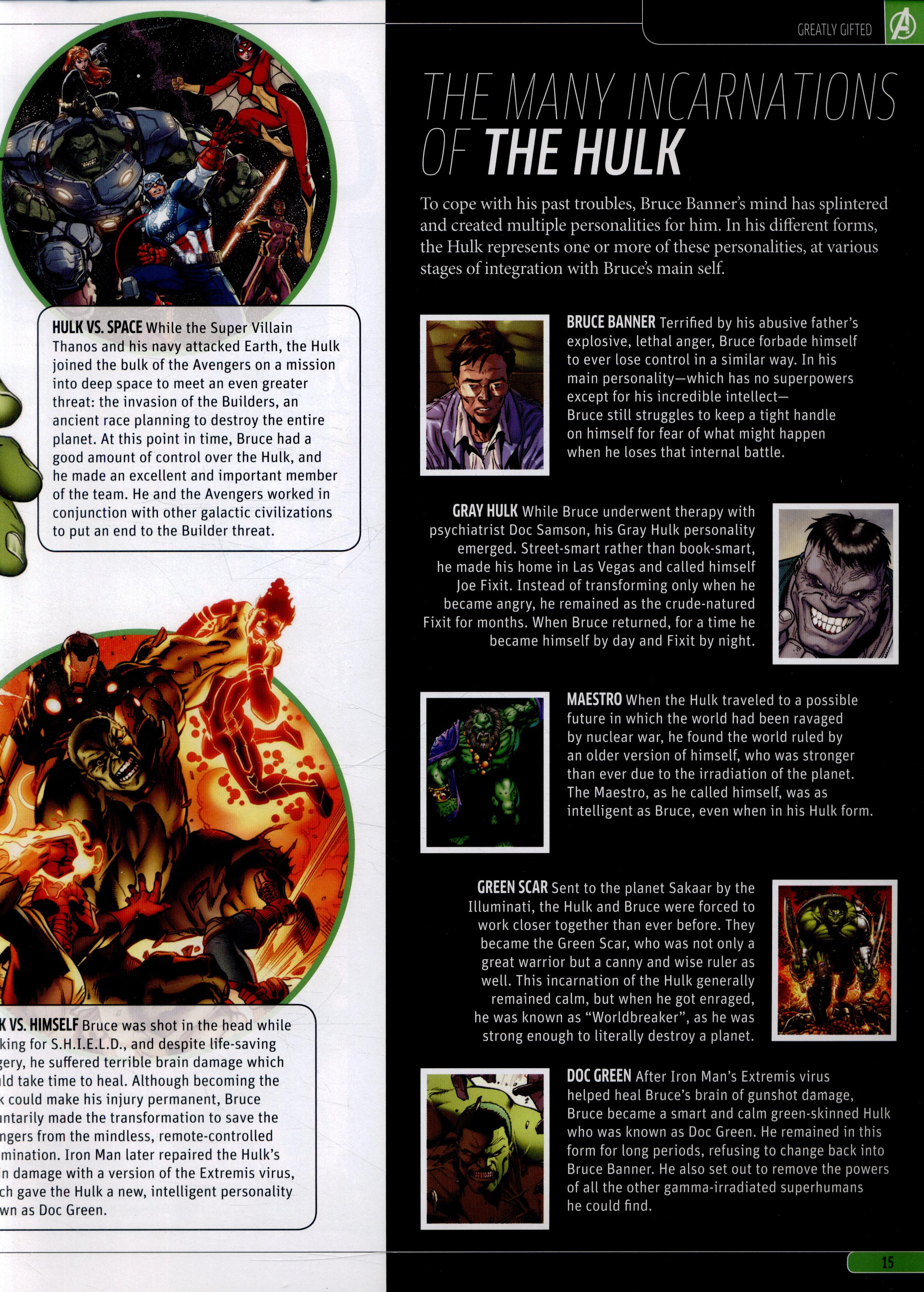 The Avengers encyclopedia by DK (9780241183717)   BrownsBfS