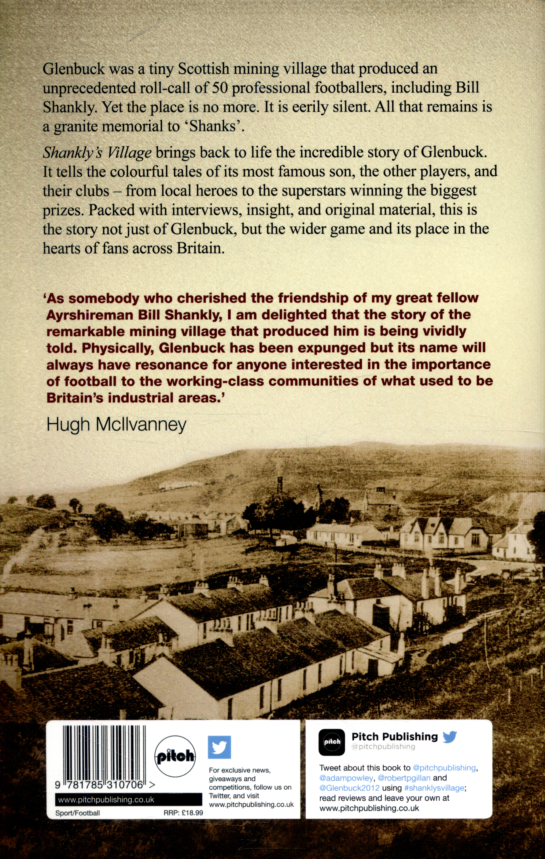 Shankly's village : the extraordinary life and times of Glenbuck and