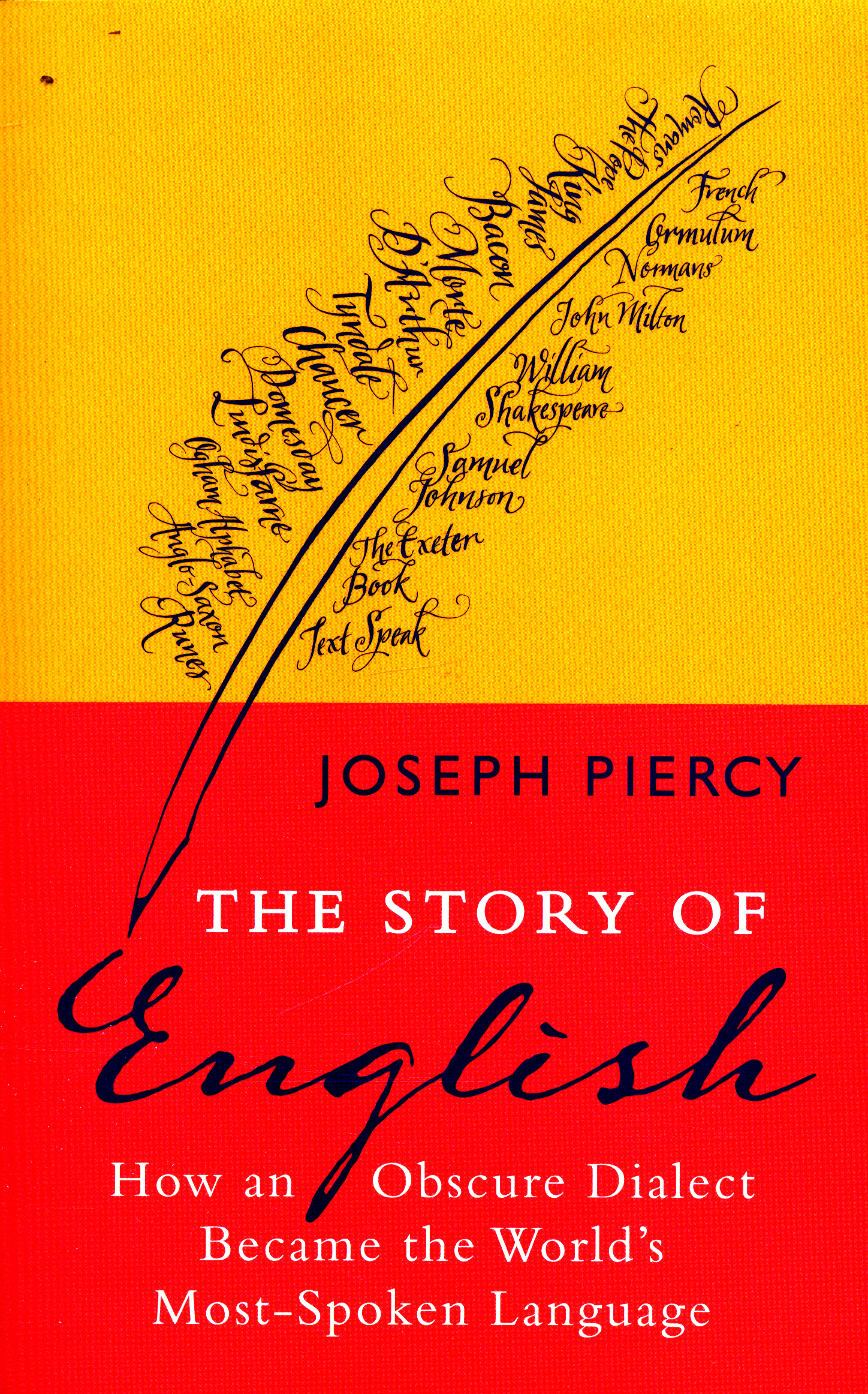 The Story of English: How an Obscure Dialect Became the Worlds Most-Spoken Language