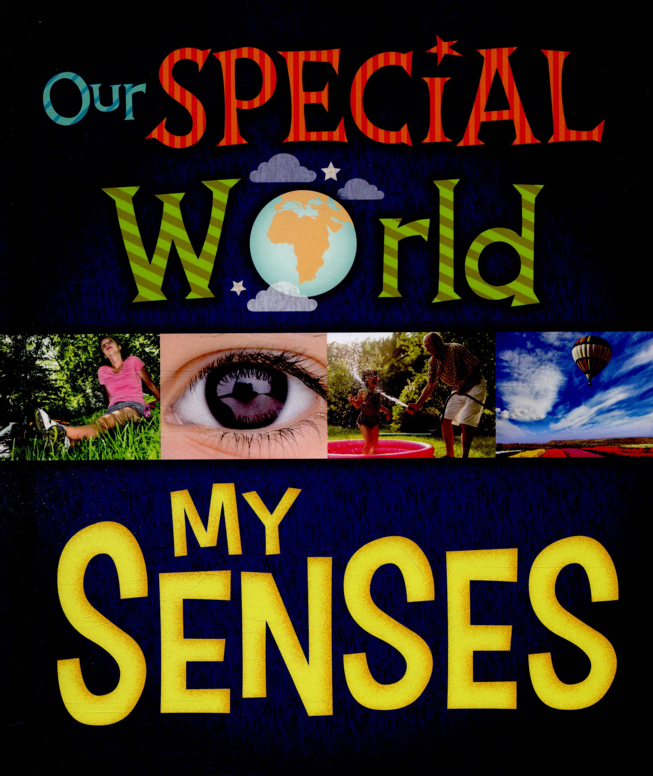 My senses by Lennon, Liz (9781445148908) | BrownsBfS