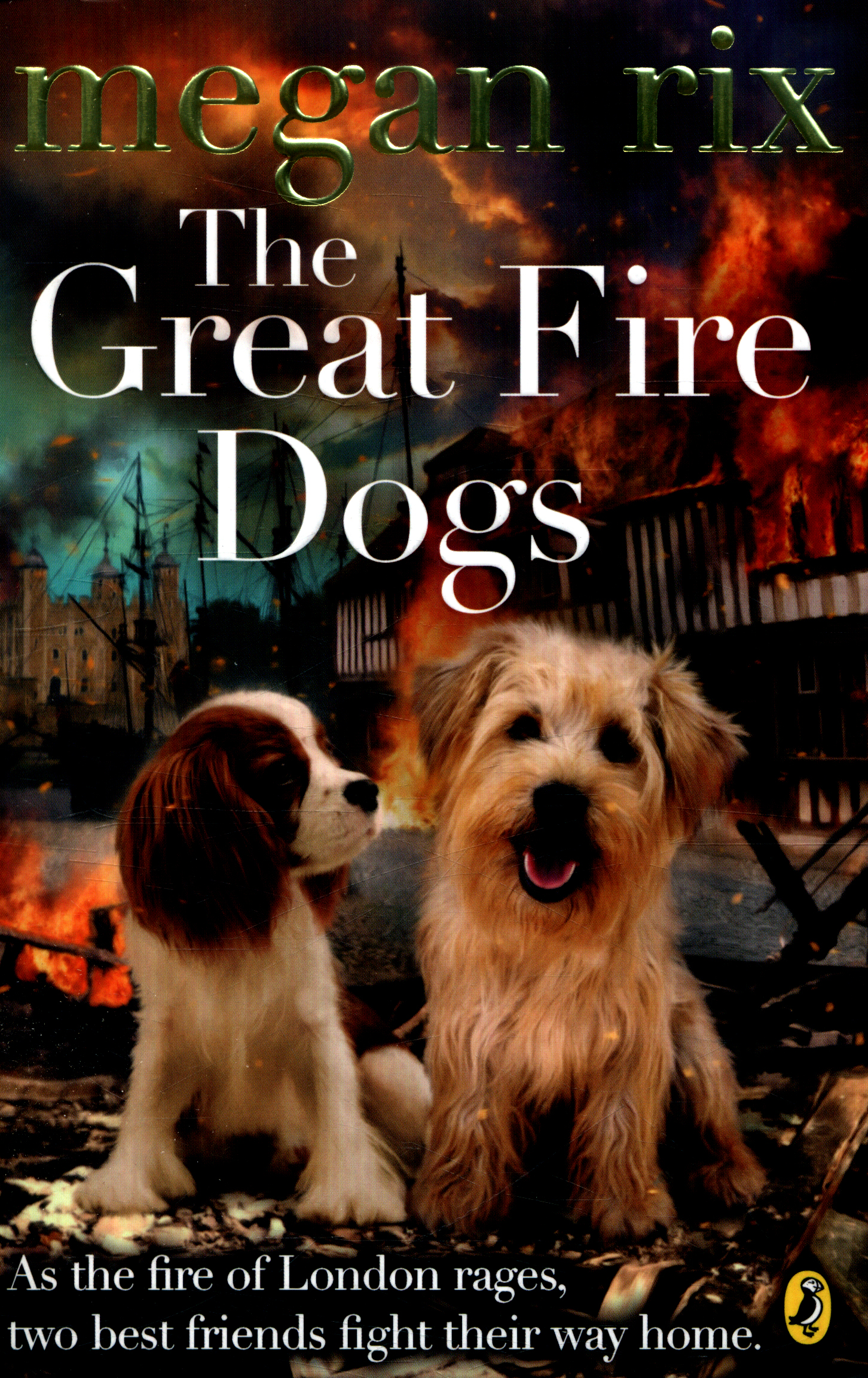 The Great Fire Dogs By Rix Megan 9780141365268 Brownsbfs