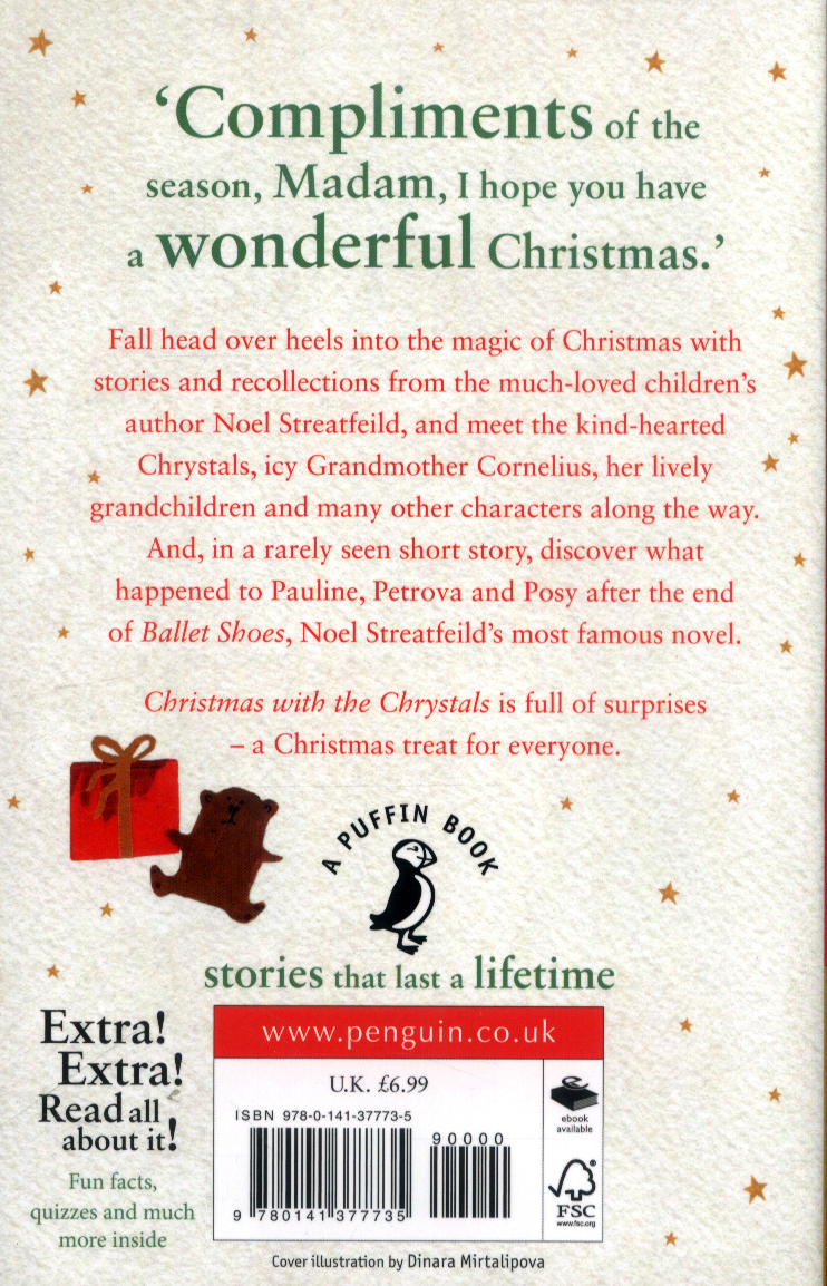 Christmas with the Chrystals /& Other Stories