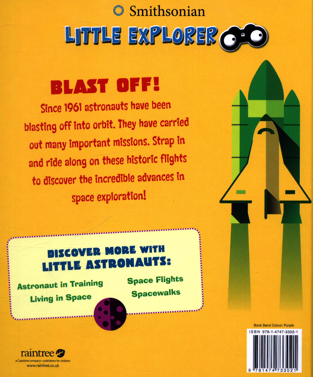 space smithsonian little explorer