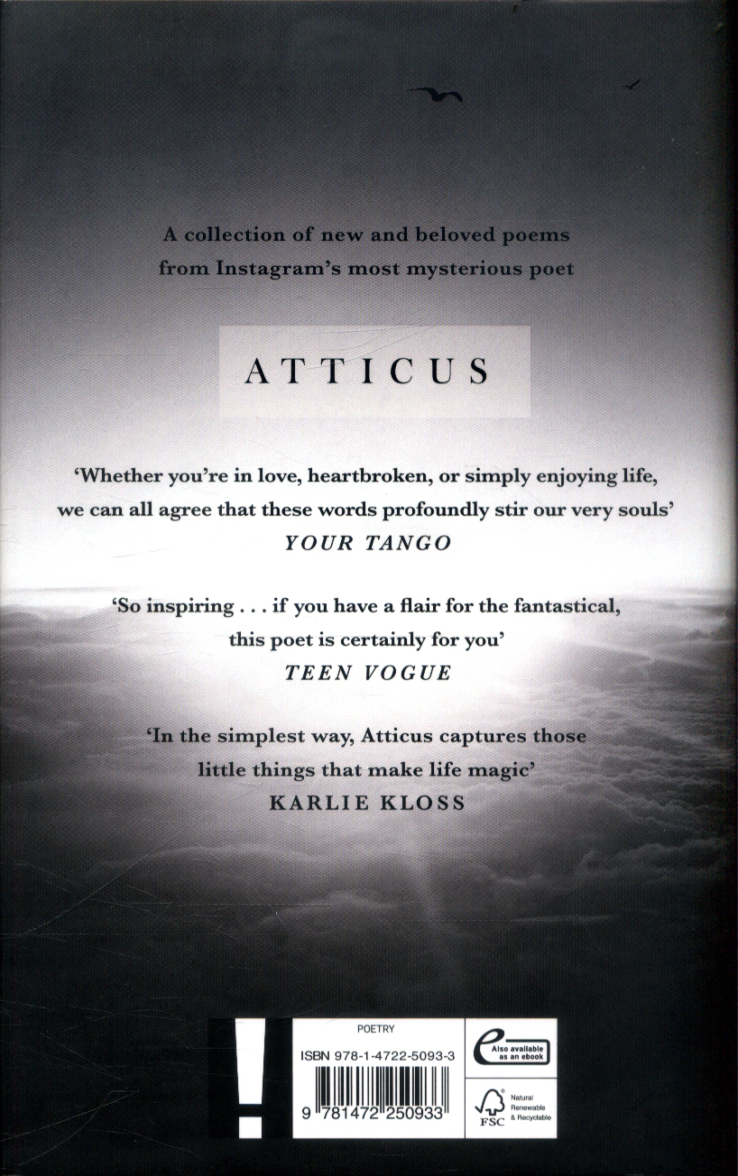Love her wild : poetry by Poetry, Atticus (9781472250933) | BrownsBfS