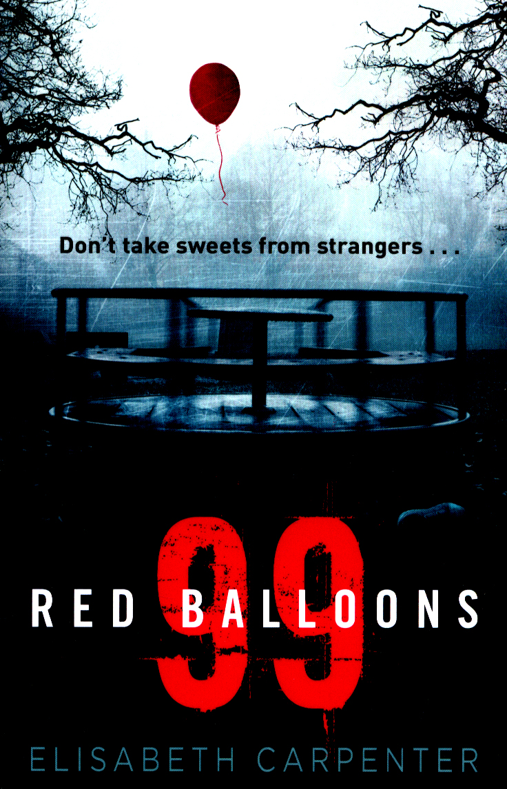 99 Red Balloons By Carpenter Elisabeth 9780008223519
