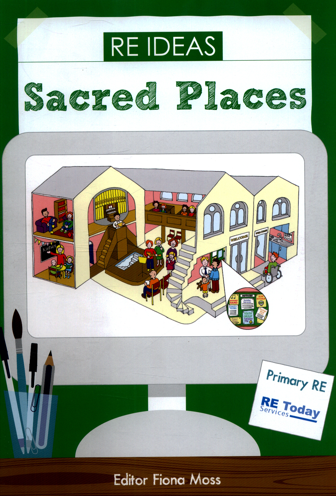 Image for Sacred places