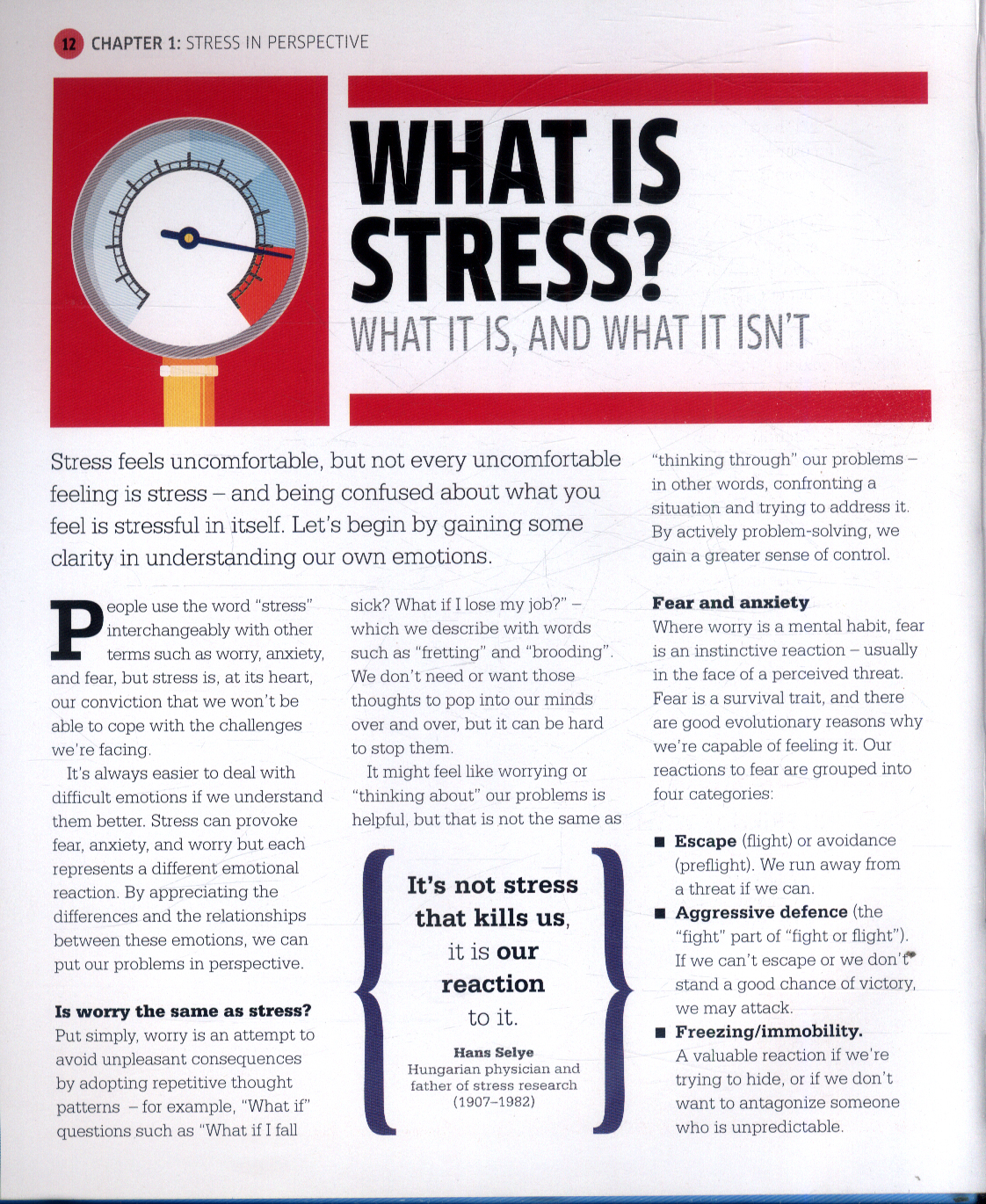 Stress : the psychology of managing pressure by DK ...
